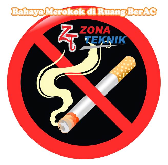 Bahaya Merokok di Ruang BerAC
